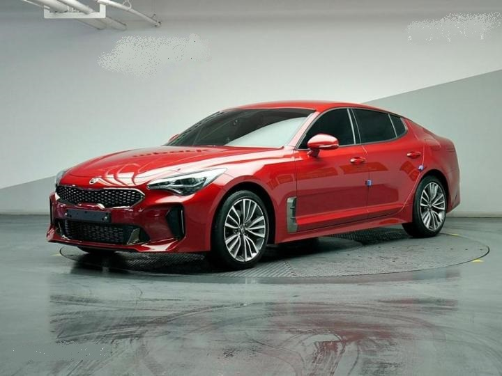 Kia Stinger, 2.0 Turbo, 4WD, Platinum