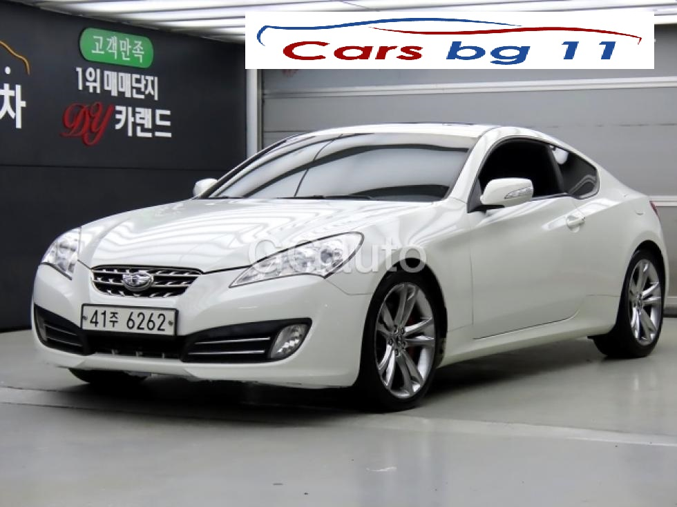 Hyundai Genesis Coupe 200 Turbo R